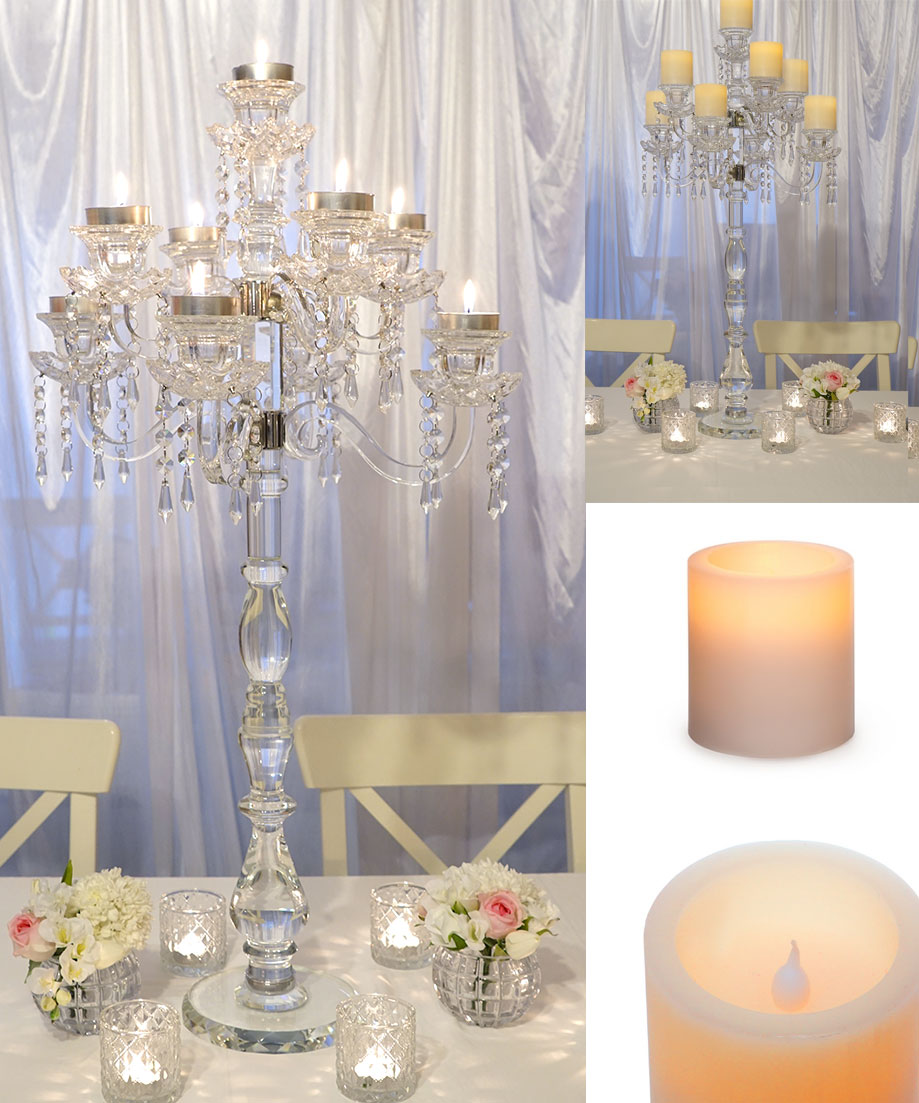 Wedding centrepiece hire archives decorations by naz
