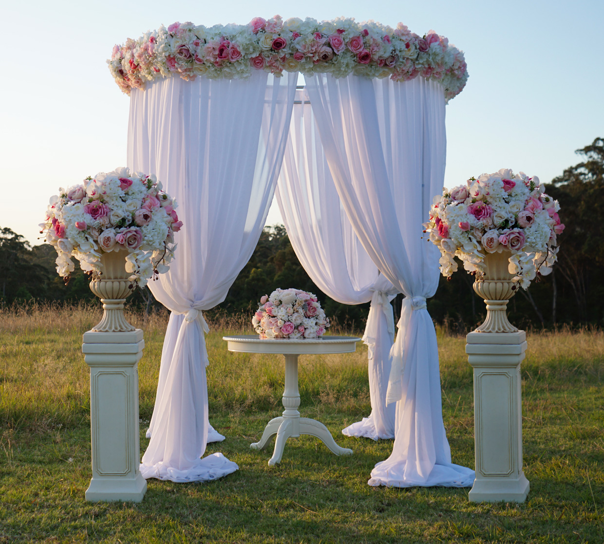 Hire index wedding decorations by naz wedding canopy hire junglespirit Choice Image